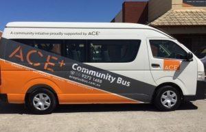 ACE+ Community Bus